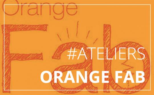 Premier pas vers l'accélérateur de startups : Orange Fab France