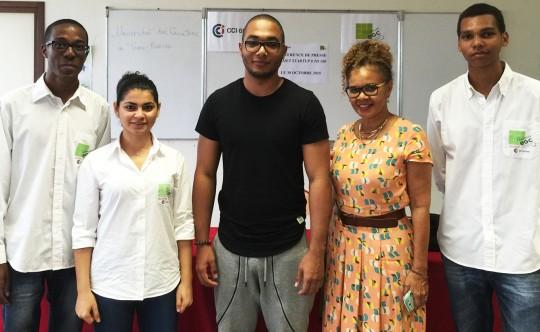 Une startup en Guyane