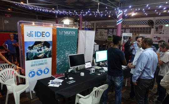 Mobapi showcased at Innova'Tech in front of industrial partners