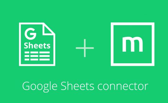 Start using your Google Sheets files