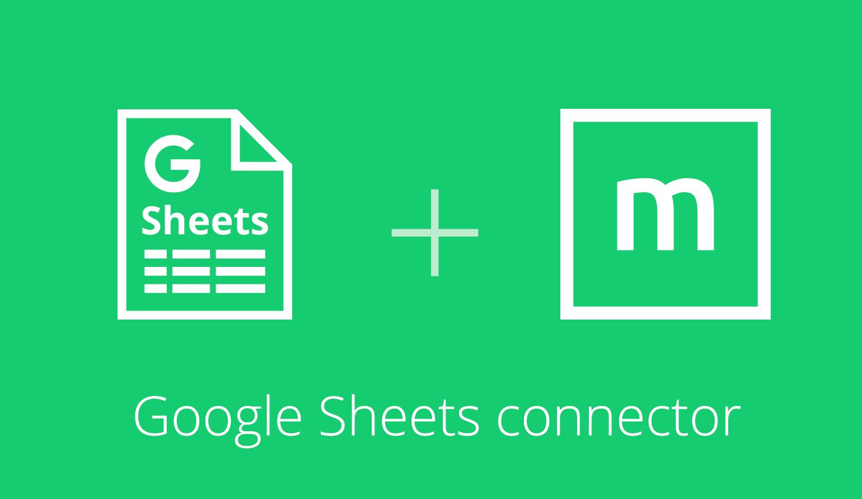 start using your google sheets files mobapi
