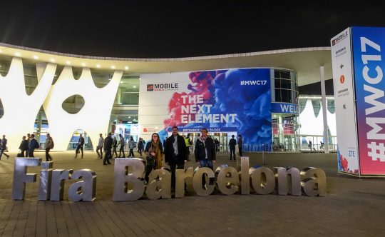 Back to Mobile World Congress 2017